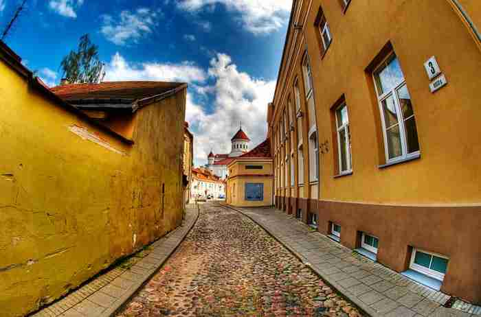 Βίλνιους, Λιθουανία