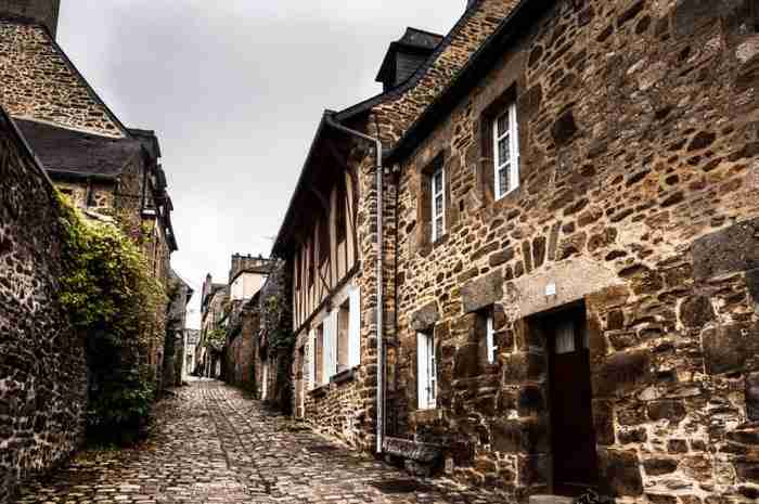Dinan, Βρετάνη, Γαλλία