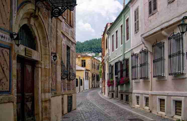 Παλιά πόλη, Ξάνθη