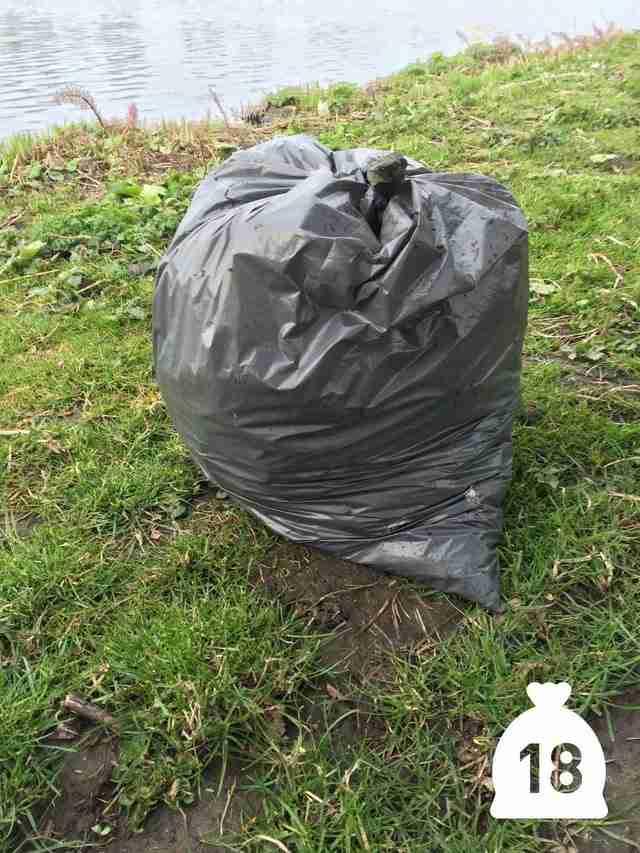 Δεν έχει κανένα νόημα να κατασκευάζεις τις σακούλες σκουπιδιών από ένα προϊόν που διατηρείται μέχρι και 400 χρόνια.