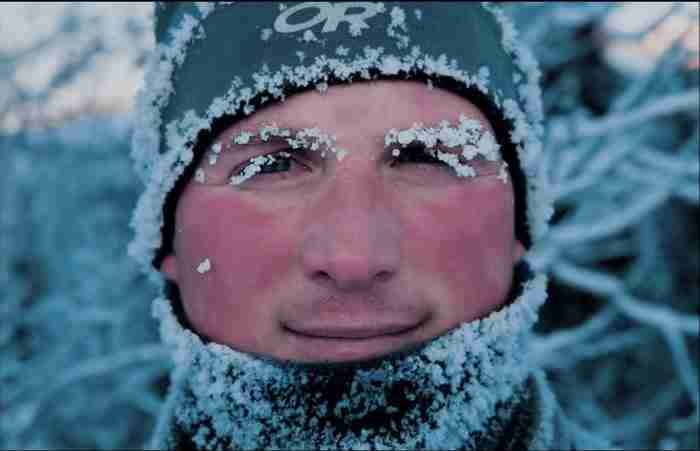 Αυτό είναι ο Πωλ Νίκλεν, ένας βραβευμένος φωτογράφος που εργάζεται για το National Geographic.