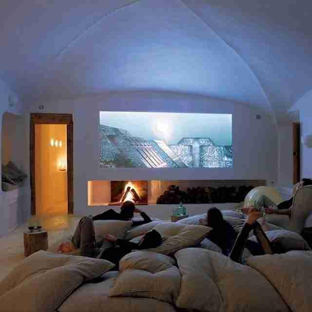 Το απόλυτο δωμάτιο ψυχαγωγίας.