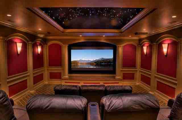 Ένα δωμάτιο με τα αστέρια και το φεγγάρι στο ταβάνι!
