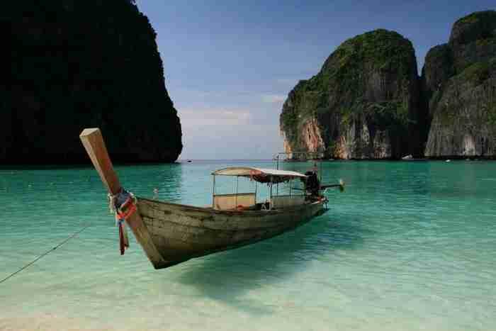 Maya Bay, Ταϊλάνδη