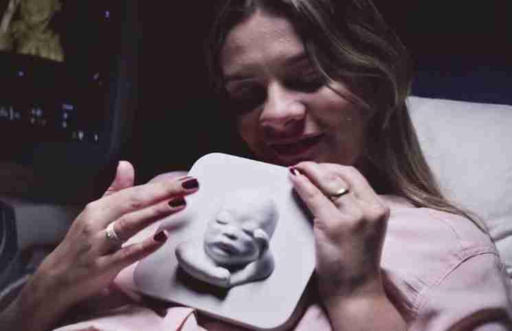 Μια τυφλή έγκυος πηγαίνει για υπέρηχο. Δείτε τώρα τι κάνει ο γιατρός της!