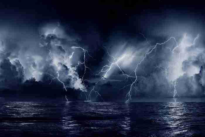 Η θύελλα που δεν τελειώνει ποτέ