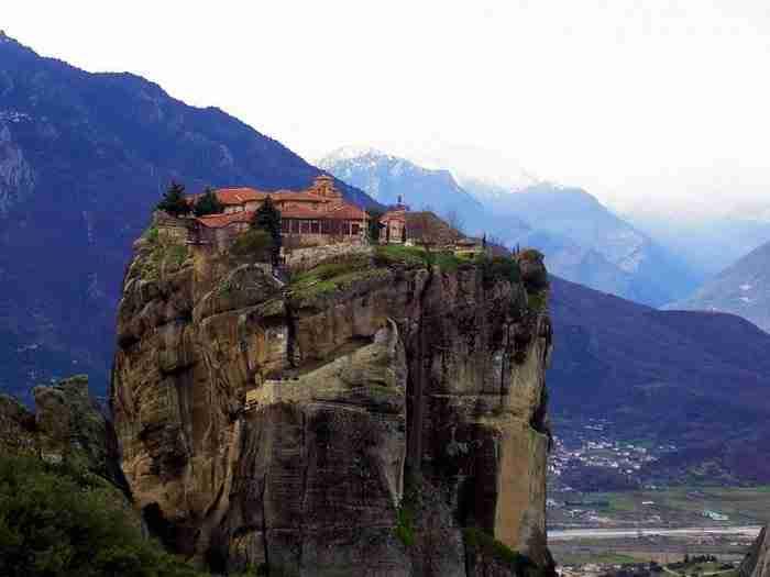 Ιερά Μονή Ρουσάνου