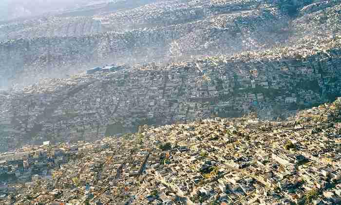 Η πόλη του Μεξικό. Μια πόλη με 20 εκατομμύρια κατοίκους!