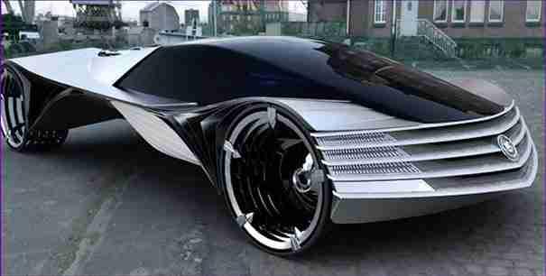 Αυτό το αυτοκίνητο κινείται 100 χρόνια χωρίς να χρειαστεί να ανεφοδιαστεί με καύσιμα!!