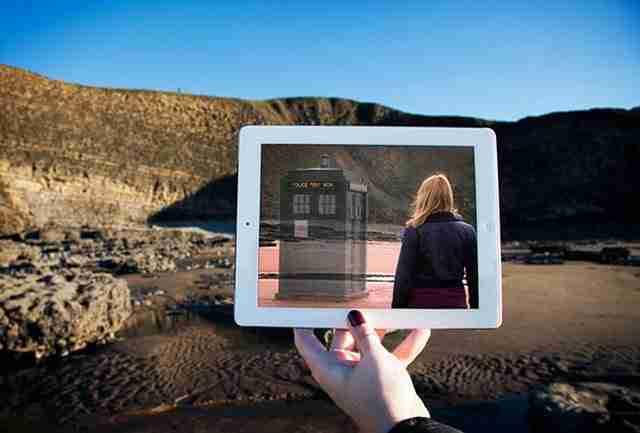 Doctor Who/Dunraven Bay, Ουαλία