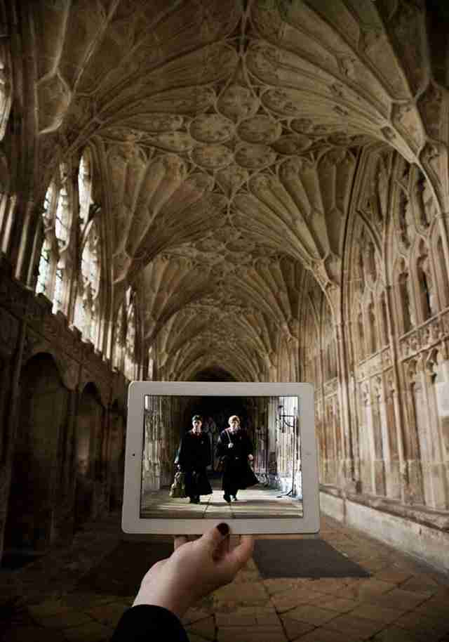Harry Potter/Gloucester Cathedral, Gloucester, Βρετανία
