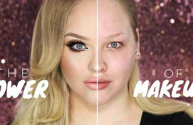 Μια συνηθισμένη γυναίκα αποδεικνύει ότι το μακιγιάζ μπορεί να κάνει θαύματα!