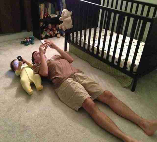 30 αστείες φωτογραφίες με απίθανους μπαμπάδες!