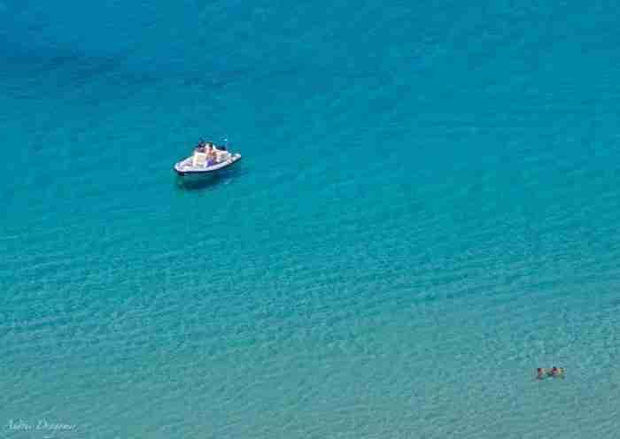 Η παραλία ασύλληπτης ομορφιάς που προσελκύει χιλιάδες επισκέπτες κάθε χρόνο. Έχει το ίδιο όνομα από την ομηρική εποχή!