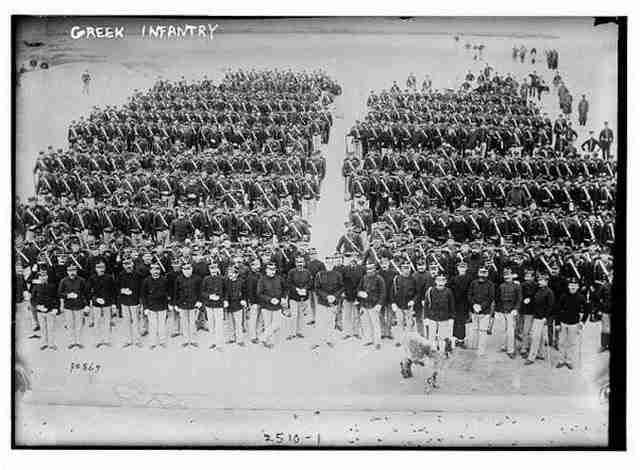 Ελληνικό Τάγμα 1910