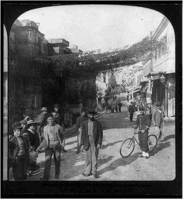 Στοά Αδριανού – 1903