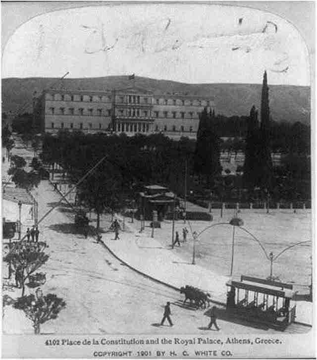 Αθήνα – 1901