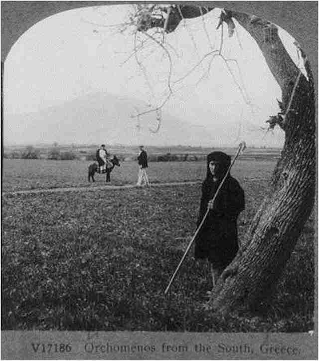 Ορχομενός – 1926