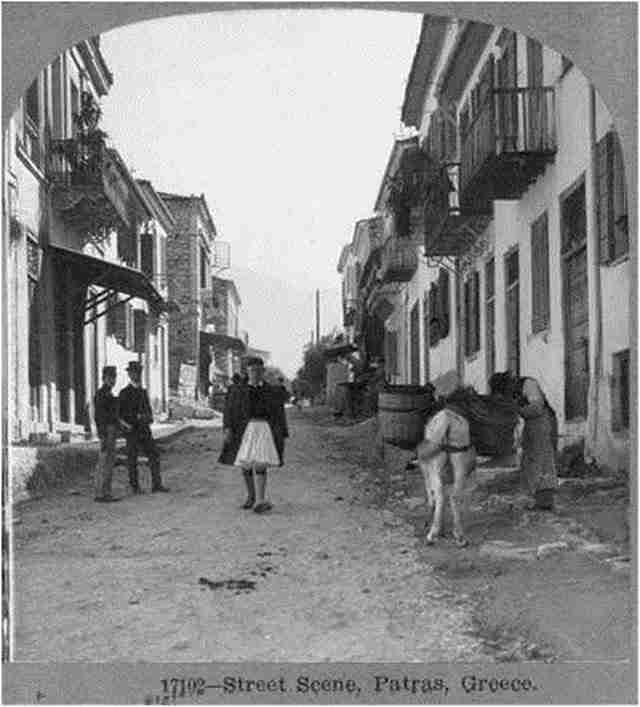 Πάτρα – 1910
