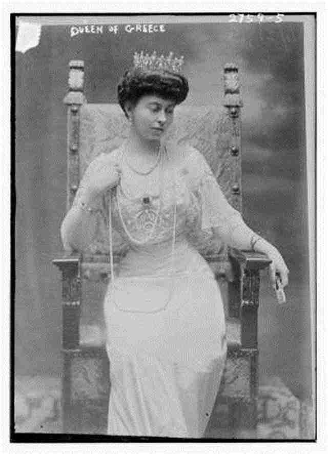 Βασίλισσα Σοφία 1910