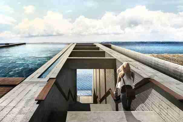 Εκπληκτικό σπίτι κάτω από το έδαφος με θέα το Αιγαίο Πέλαγος!