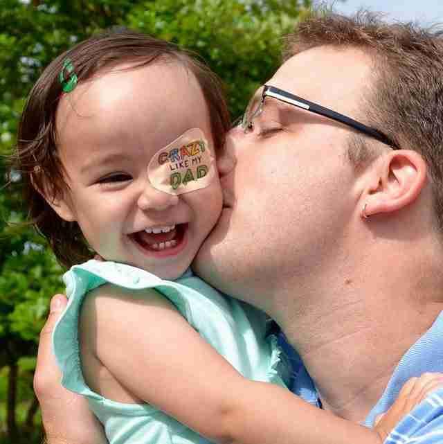 Αυτό που έκανε ένας μπαμπάς για την κόρη του θα σας φτιάξει τη μέρα!