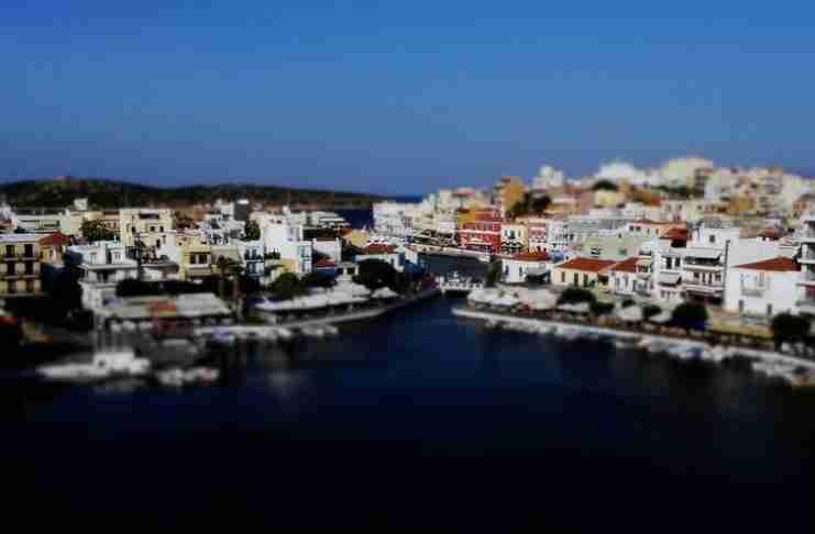 Η ομορφιά της Κρήτης σε ένα πολύ διαφορετικό βίντεο..