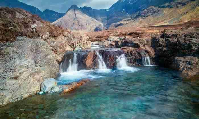 Φέρι Πουλς, Νήσος Σκάι, Σκωτία