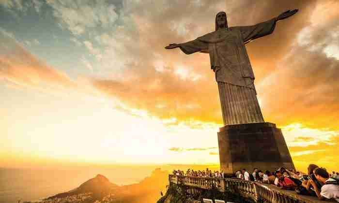 Βουνό Κορκοβάντο, Ρίο ντε Τζανέιρο, Βραζιλία