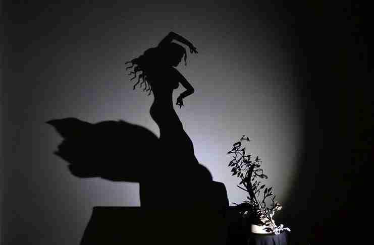 """Teodosio Sectio Aurea: Ο Έλληνας """"ζωγράφος των σκιών""""!"""