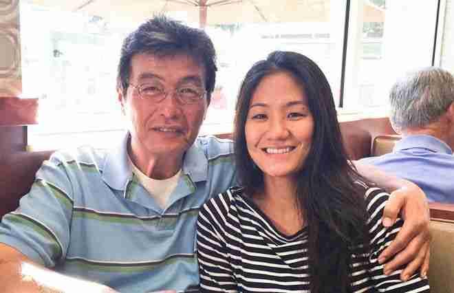 Σήμερα μετά από την προτροπή της ο πατέρας της βρίσκεται υπό φαρμακευτική αγωγή, εργάζεται και σχεδιάζει να επισκεφθεί την οικογένειά του στη Νότια Κορέα.