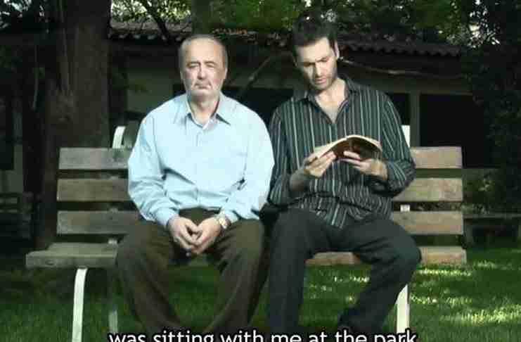 Ο γιος βάζει τις φωνές στον ηλικιωμένο πατέρα του. Η απάντηση του πατέρα θα σας συγκινήσει
