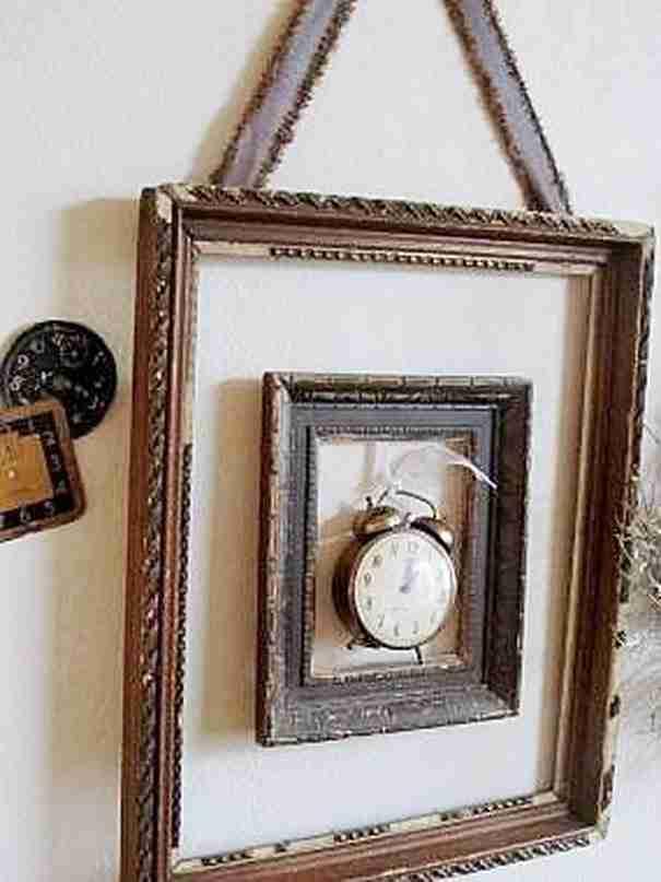 Γίνετε δημιουργικοί και φτιάξτε κάτι όμορφο για να διακοσμήσετε τον τοίχο σας.