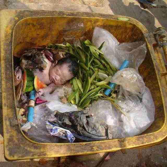 Η απίστευτη ιστορία μιας ρακοσυλλέκτριας η οποία κατάφερε σε 40 χρόνια να σώσει 30 εγκαταλελειμμένα μωρά!