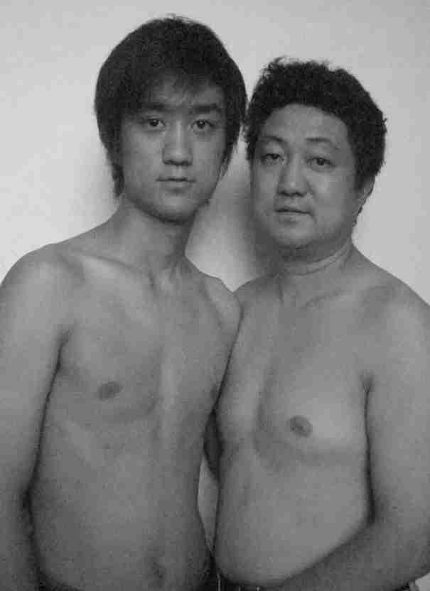 Μπαμπάς - γιος, 2005