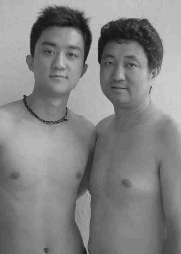 Μπαμπάς - γιος, 2006