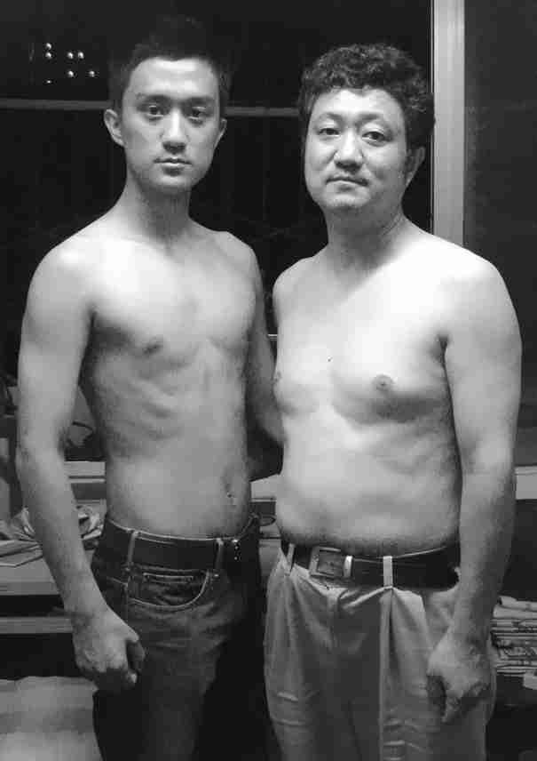 Μπαμπάς - γιος, 2007