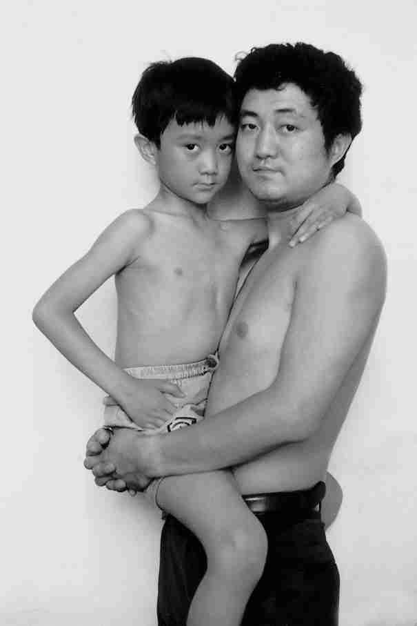 Μπαμπάς - γιος, 1994