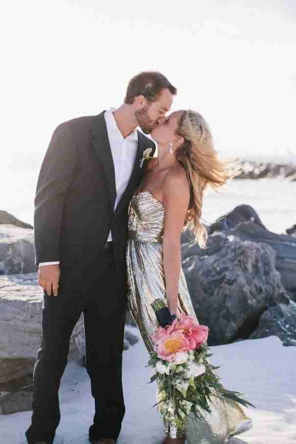 33 νύφες που δεν φόρεσαν λευκό νυφικό στο γάμο τους. Αλλά ήταν υπέροχες!