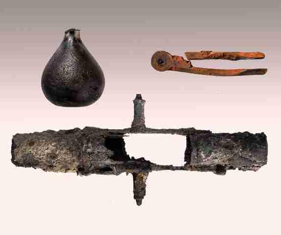 Κατάδυση στο πλοίο του Έλγιν «Μέντωρ», που βούλιαξε μαζί με τα κλεμμένα γλυπτά του Παρθενώνα.