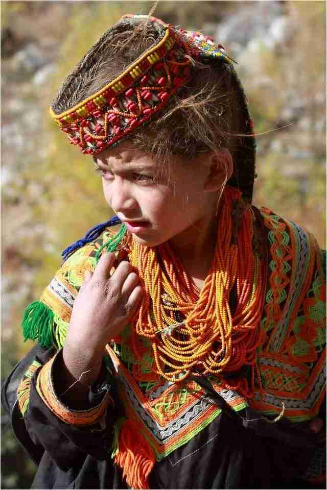 Καλάς: Η λευκή φυλή με τις Ελληνικές ρίζες που ζει στο Πακιστάν