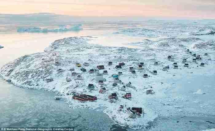 Isortoq, Γροιλανδία