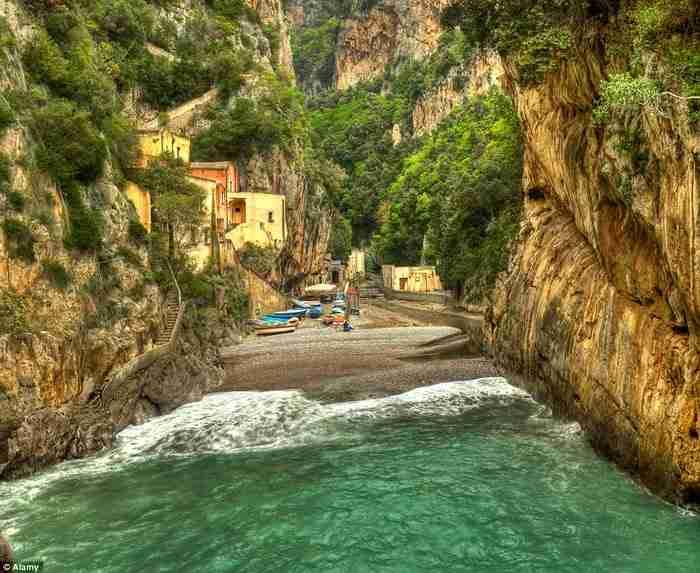Furore, Ιταλία