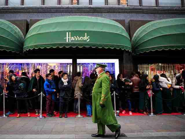 Το διάσημο πολυκατάστημα Harrods πωλούσε κοκαΐνη στους πελάτες του μέχρι το 1916.