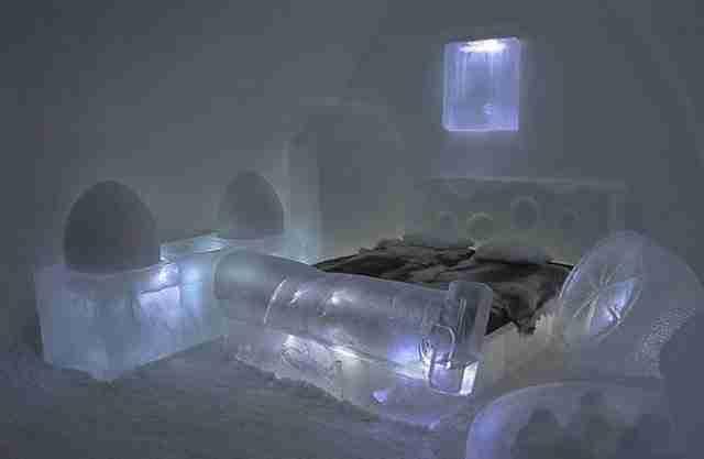 25 κρεβάτια που παρά είναι παράξενα για να καταφέρεις να κοιμηθείς..