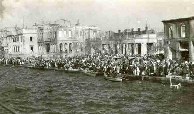 Έιζα Τζένιγκζ: Ο άγνωστος άντρας που έσωσε χιλιάδες Έλληνες κατά την Μικρασιατική καταστροφή