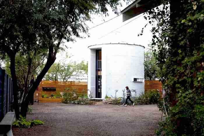 Αρχιτέκτονας μεταμόρφωσε μια παλιά αποθήκη σιτηρών σε ένα υπέροχο σπίτι!
