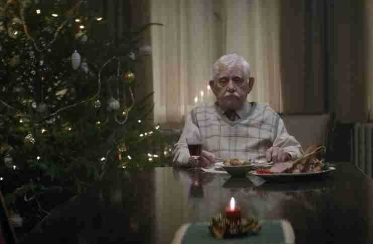 Αυτή είναι η πιο συγκινητική διαφήμιση των φετινών Χριστουγέννων..