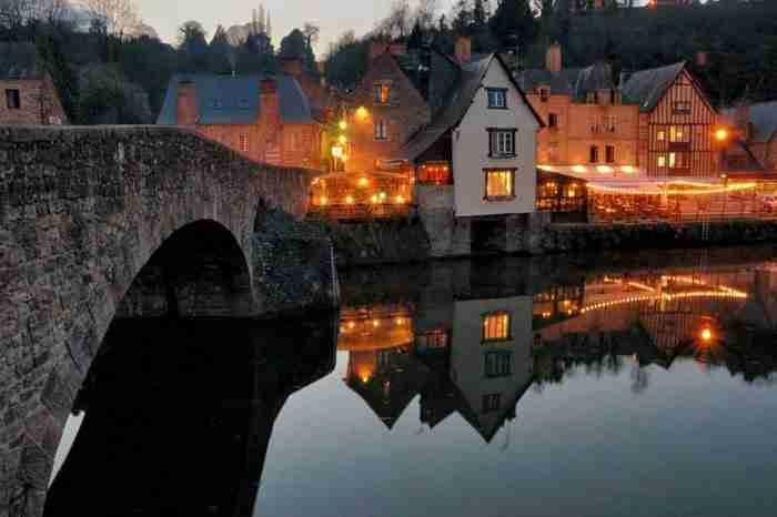 Dinan: Ένα Γαλλικό χωριό που λες και.. ξεπήδησε από παραμύθι!