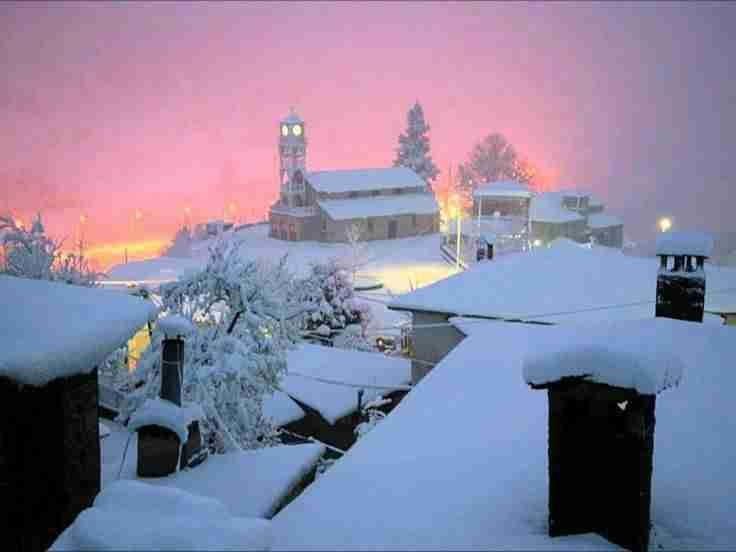 dinfo.gr - 30 μαγικές φωτογραφίες που αποδεικνύουν ότι η Ελλάδα γίνεται πιο όμορφη όταν χιονίζει..